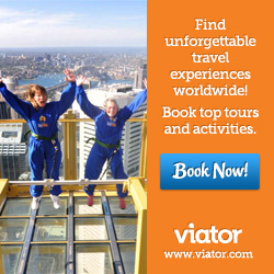 Book A Faboulous NYC Tour with Viator Tours!